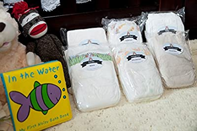 Mother Earth Diaper Variety Pack size 1 - Diaper Samples