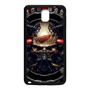 Custom Unique Design NHL Detroit Red Wings Samsung Galaxy Note 3 Silicone Case by supermalls
