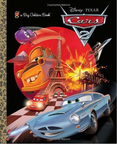 Cars 2 Big Golden Book (Disney/Pixar Cars 2) PDF