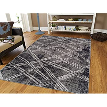 Amazon Com Large Area Rugs For Living Room 8x10 Clearance