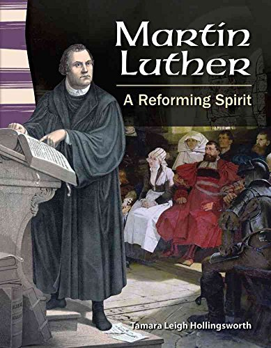 [(Martin Luther : A Reforming Spirit)] [By (author) Tamara Leigh Hollingsworth] published on (July, 2012)
