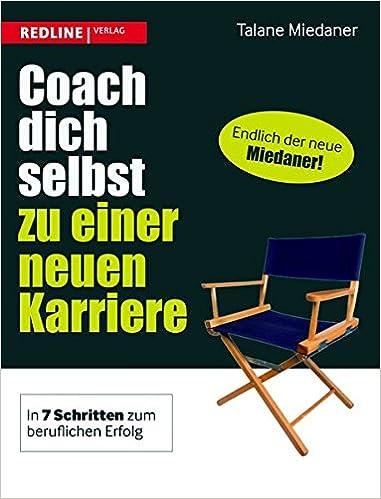 Cover des Buchs: Coach dich selbst zu einer neuen Karriere