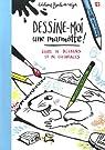 Dessine-moi une marmotte ! : Livre de dessins et de coloriages par Gautier