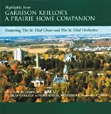Garrison Keillor's A Prairie Home Companion - November 17, 2001 - Live from the campus of St. Olaf College