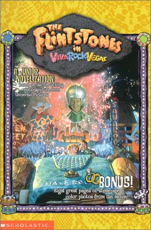 The Flintstones in Viva Rock Vegas: A Junior - Shops Vegas Mile