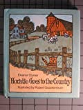 img - for Horatio Goes to the Country book / textbook / text book