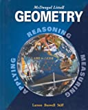 Geometry, Ron Larson, Laurie Boswell, Lee Stiff, 0395937779