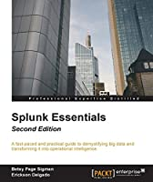 Splunk Essentials, 2nd Edition Front Cover