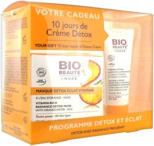 Bio Beauté Detox y Radiance programa para seco Skins: Amazon.es ...