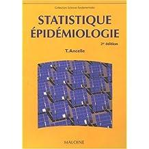 statistique - epidemiologie 2e ed.
