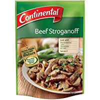 Continental Recipe Base Beef Stroganoff, 12 x 40g