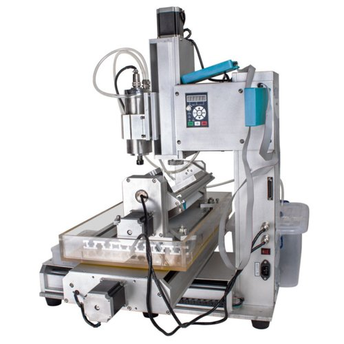3040 CNC Router, 5 Axis Engraver Engraving Machine, Precision Ball Screw and 1500W Spindle