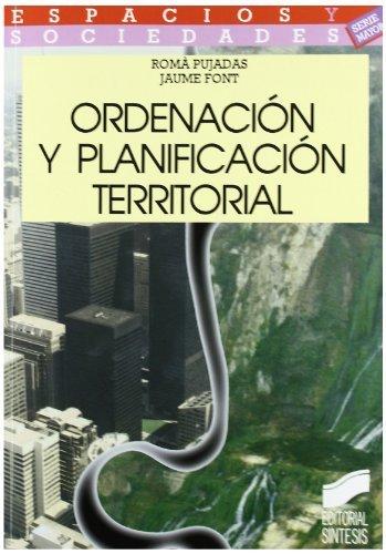 Descargar Libro Ordenación Y Planificación Territorial Román Pujades