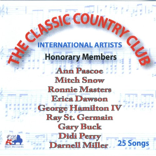 The classic country club by international artists on for Classic club music