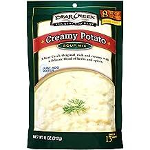 Bear Creek Soup Mix, Creamy Potato, 8.8 Ounce (Pack of 6)