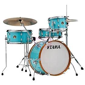 Tama Club-Jam 4-Piece Shell Pack - Aqua Blue 1
