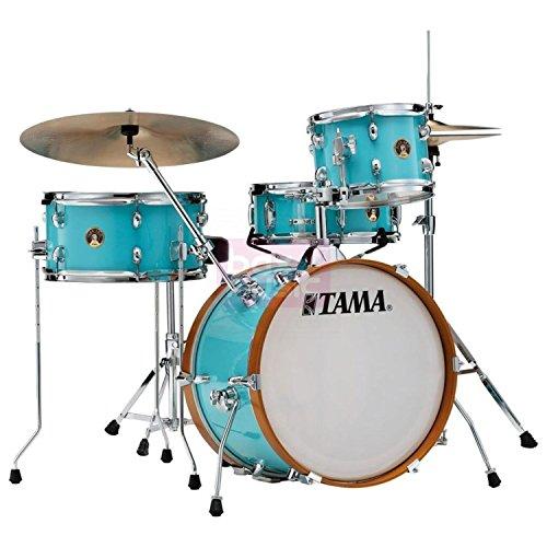 (Tama Club-Jam 4-piece Shell Pack - Aqua Blue)