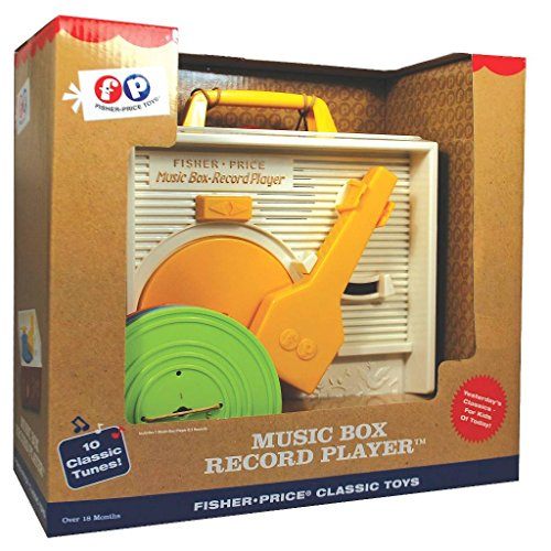 Fisher Price Classic Music Record Player
