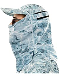 Adjustable Size Multipurpose Face Sports Water Camo Sun Protection Mask Breathing Holes Shield Pro+ Tube