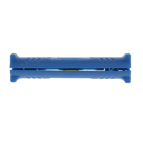 Sharplace Separadores de Cable Coaxial Color Azul