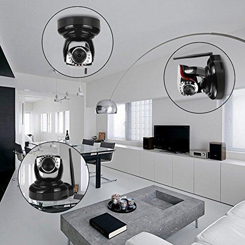 Nexgadget 720p Wireless Ip Security Camera Pan Tilt With