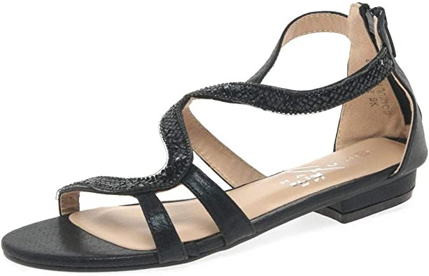 Lunar Girls Shauna Junior Sandals GRS