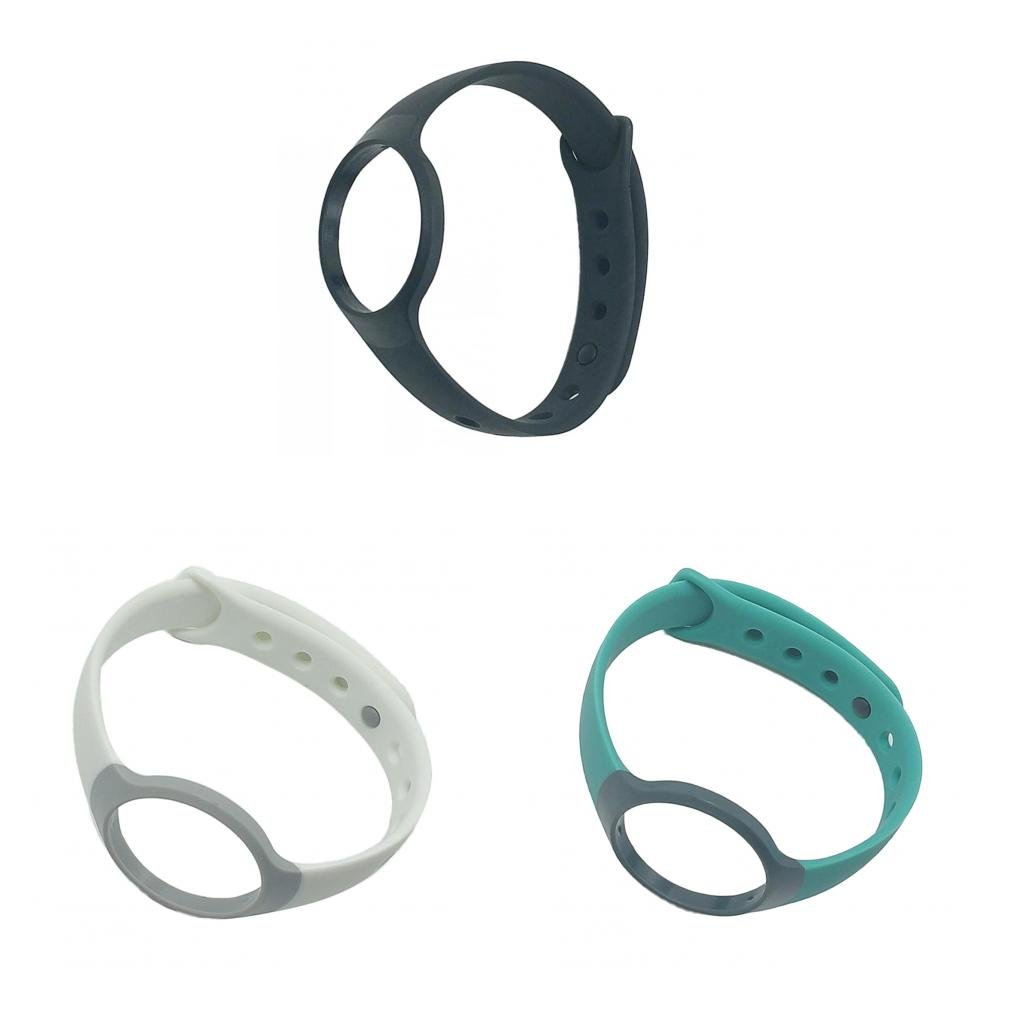 One Size, Fits Most Wrist Activity and Sleep Tracker Band Bracelet WoCase Wristband for Misfit Flash and Shine 1st Gen.