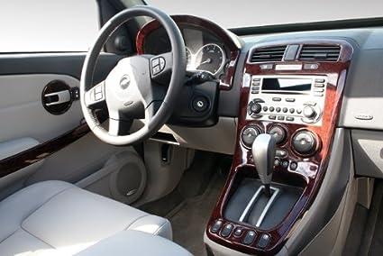 Amazon Com Pontiac Torrent Interior Burl Wood Dash Trim Kit Set
