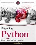 Beginning Python, James Payne, 0470414634