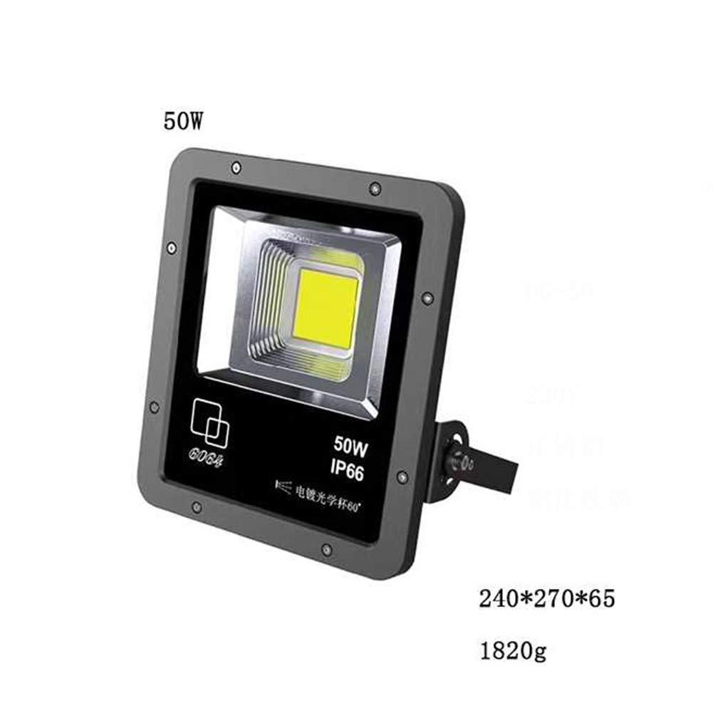 Csndice Home Luci di inondazione a LED per esterni (dimensioni   50W)