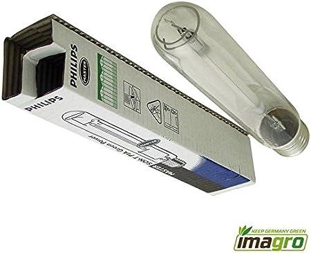 Philips SON-T PIA Green Power 400W Natriumdampflampe NDL//HPS Blütespektrum *Aus