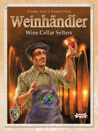 Mayfair Games Weinhandler (12 Years Shiraz Wine)