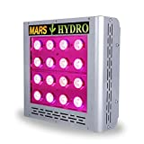 Led Grow Light, MARS HYDRO Full Spectrum Grow Lights for High Yield Indoor Plants Veg and Flower,Plant Lights for Hydroponics(Pro II Epistar 400W)