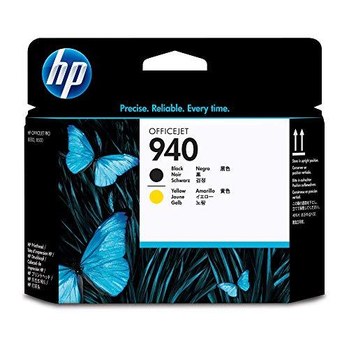 Printhead 940 Officejet - HP 940 Black & Yellow Printhead (C4900A)