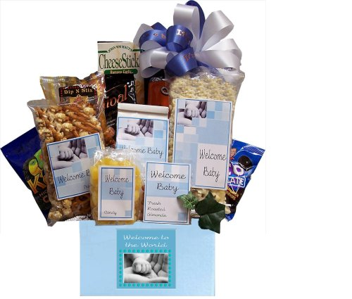 Baby Boy Bundles Unusual Baby Gift - Grand
