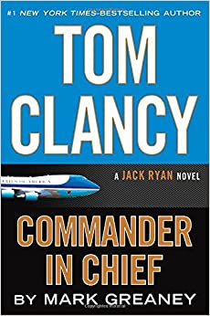 Image result for commander and chief tom clancy