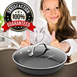Non Stick Skillet Frying Pan: Premium 10 Inch
