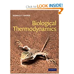 Biological Thermodynamics