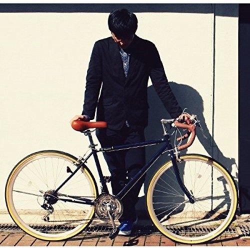 ロードバイク 700c(約28インチ)/ネイビーブルー(青) シマノ21段変速 重さ/14.4kg 【Raychell】 レイチェル RD-7021R B07D1CGDH8