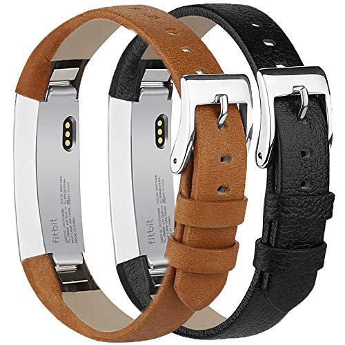 Expert choice for fitbit alta bands leather for women