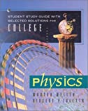Physics : Study Guide and Solutions Manual, Coletta, Vincent P. and Weller, Martha, 0815191650