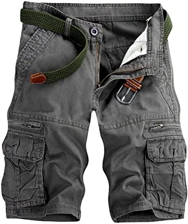 Lightweight Multi Pocket Casual Shorts product image