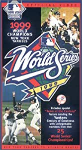 Amazon.com: 1999 Official World Series Video - New York