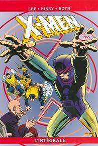 X-Men Intégrale 1965 par Geneviève Coulomb
