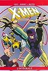 X-Men Intégrale 1965 par Coulomb