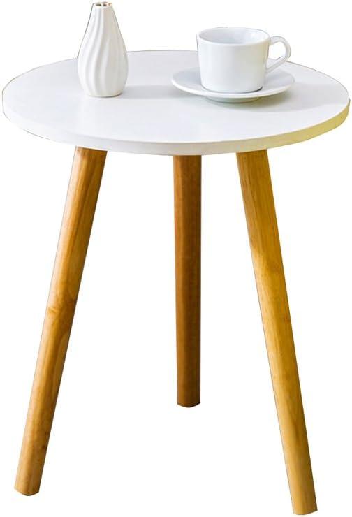 Nieuwe Aankomst KangJZ-Tables KJzhu woonkamertafel, creatieve multi-layer-salontafel sofa kant slaapkamer combinatie balkon restaurant multifunctionele thee tafel groot H-39*47cm DOxaFOZ