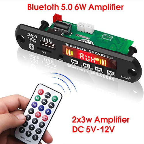led car mp3 player module - 3