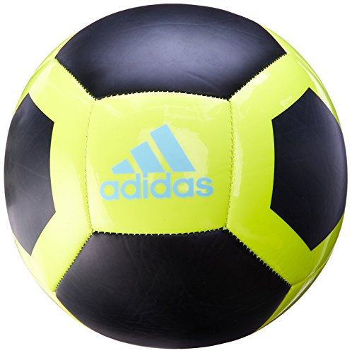 軽減する聖域キャンドル(3, Solar Yellow/Legend Ink/Energy Aqua) - adidas Performance Glider II soccer ball