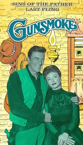 Gunsmoke: Sins of the Father & Last [VHS] (Gunsmoke Episodes)