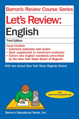 Let's Review English (Let's Review Series)